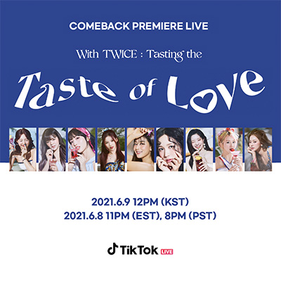 Twice Twice Tiktok Official Is Live Tiktok
